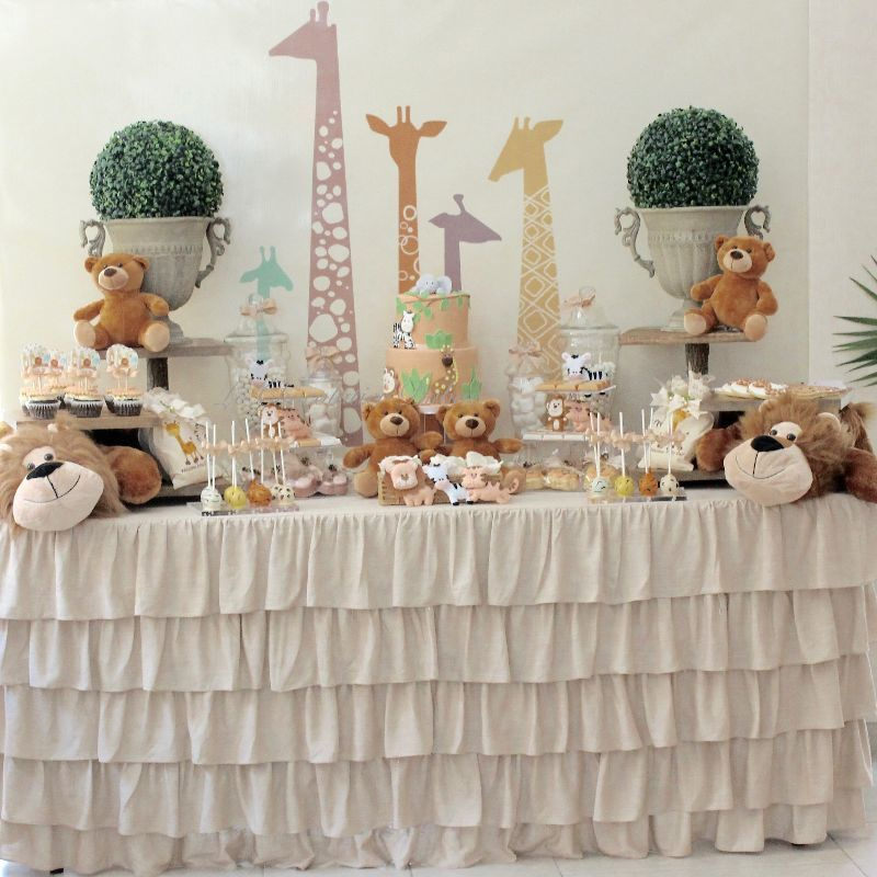 Baby Dessert Tables